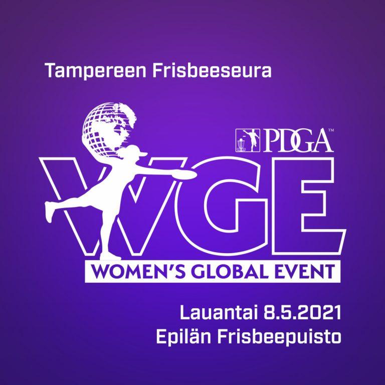 Tampereen Frisbeeseura Women's Global Event